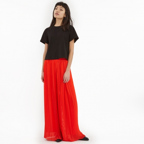 Sea Shell Pants - Red