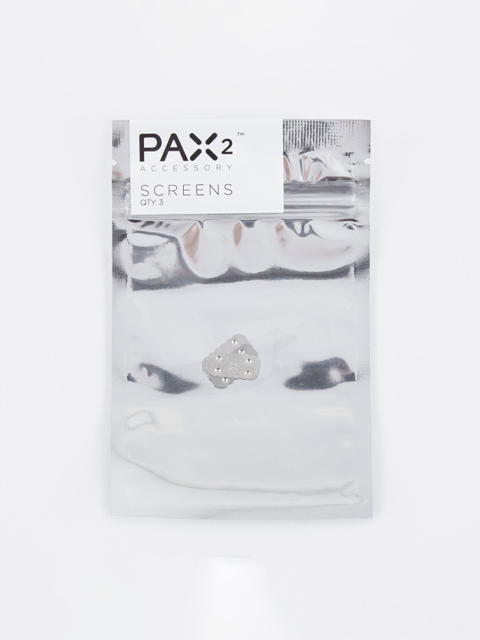 PAX Vaporizer PAX Pack Of Screens - 3 Pack (Image 1)