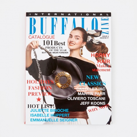 Buffalo Zine - Issue 4