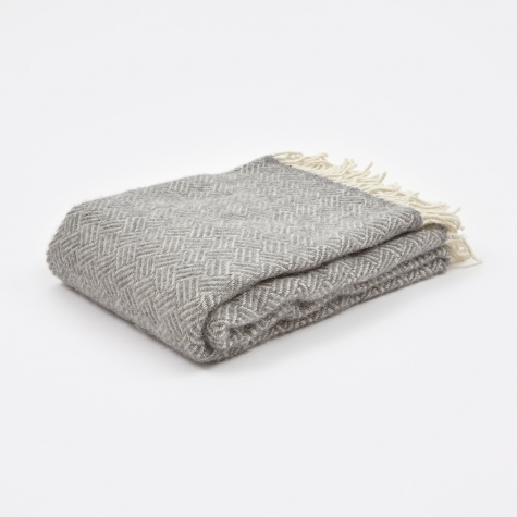 Samba Throw - Grey