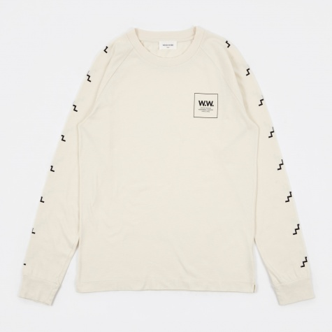 Han Longsleeve T-Shirt - Off White