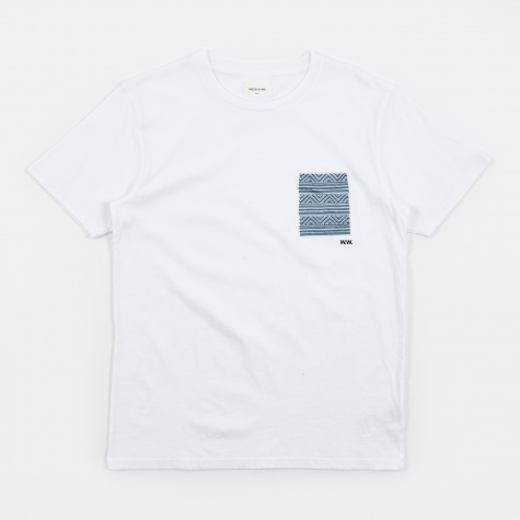 Sami T-Shirt - Bright White