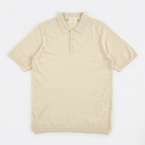 Scott Polo T-Shirt - Off White