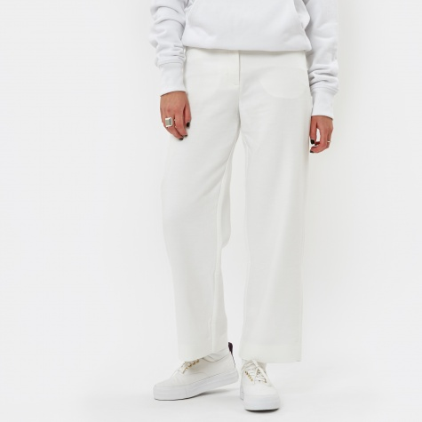 Althea Trousers - Bright White