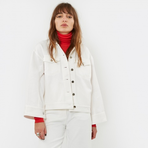 Pauline Jacket - Bright White
