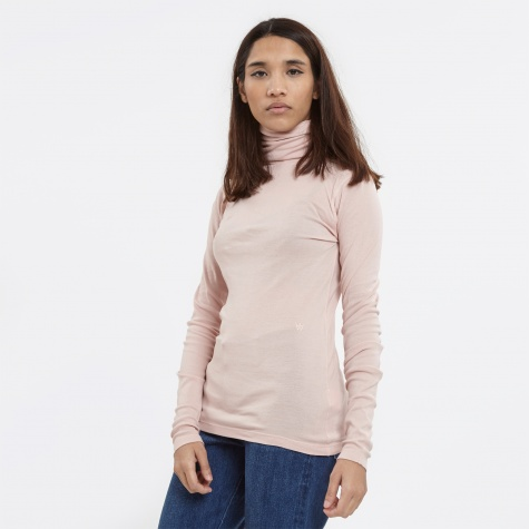 Rosalyn Turtleneck - Light Peach