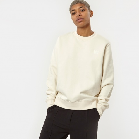 Wednesday Sweatshirt - Off White