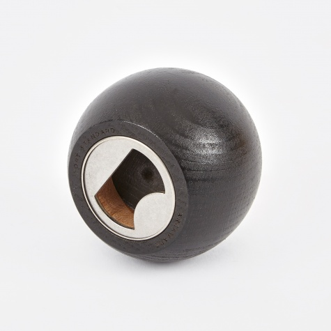 Sphere Bottle Opener - Black