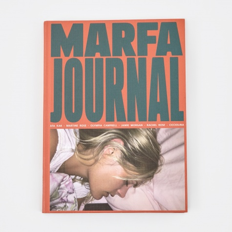 Marfa Journal - Issue 6