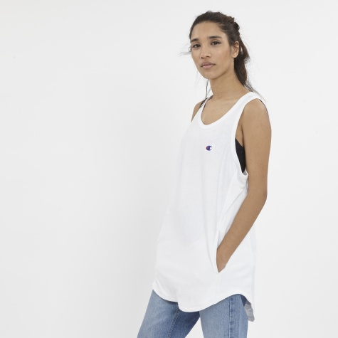 x Beams Vest - White