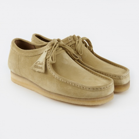 Clarks Wallabee - Maple Suede