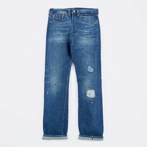 LVC 1947 501 Jeans - Slide Machine