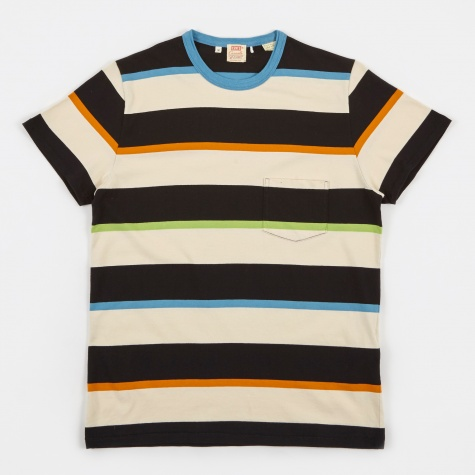 LVC 1960's Casual Stripe T-Shirt - MF