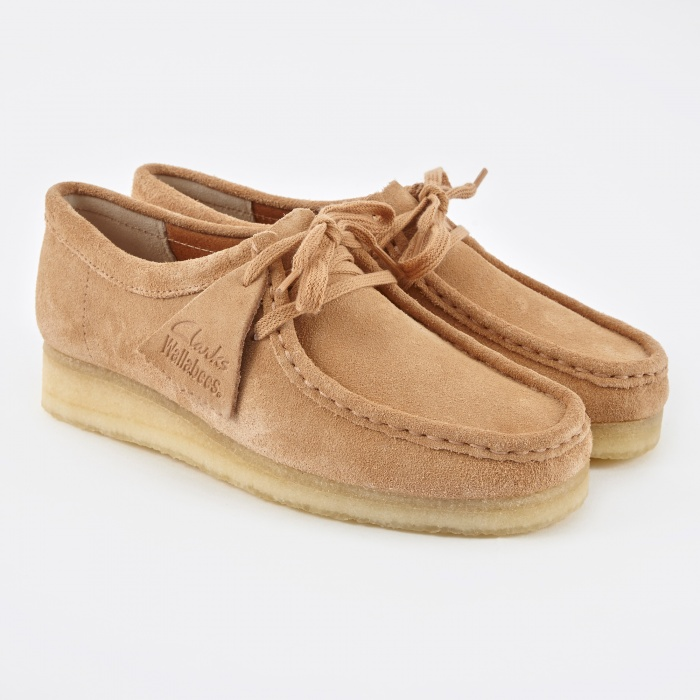 Clarks Originals Clarks Wallabee - Fudge Suede (Image 1)