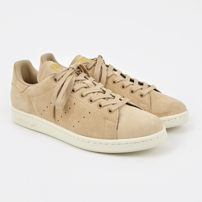 Adidas Stan Smith - Linen Khaki (Image 1)