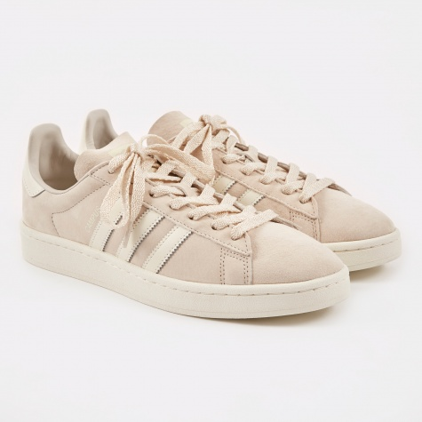 Campus 80's - Clear Brown/Off White
