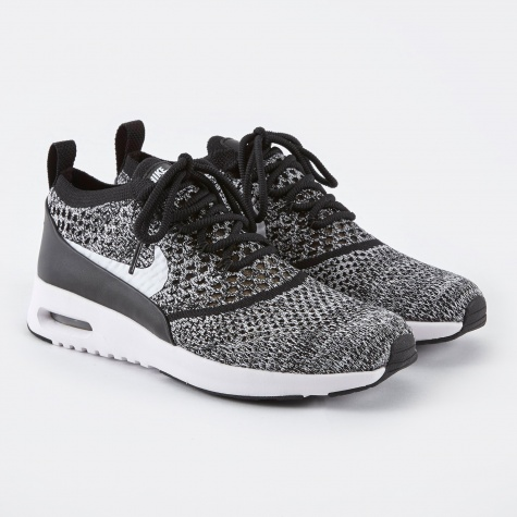 Air Max Thea Ultra Flyknit - Black/White
