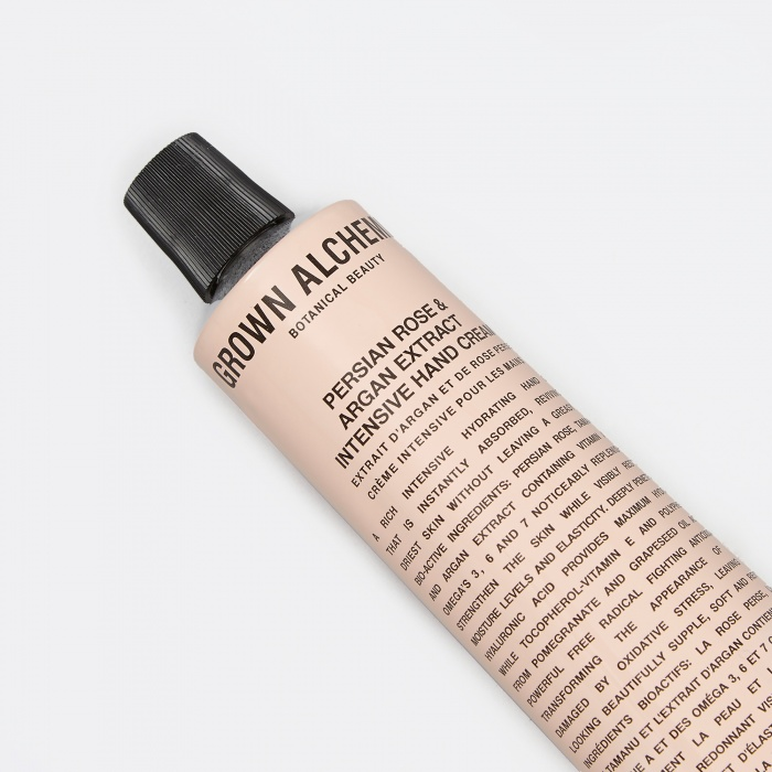 Grown Alchemist Intensive Hand Cream: Persian Rose & Argan Extra (Image 1)