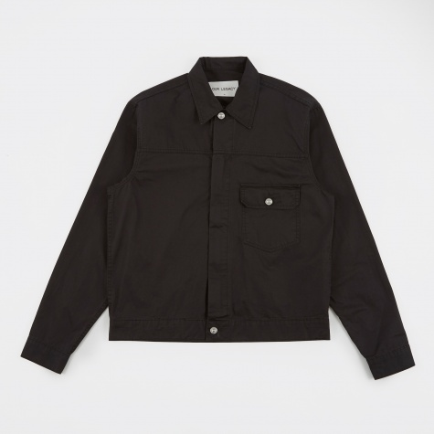 HZ Jean Jacket - Washed Black