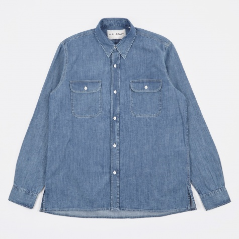 Denim Shirt - Rinse Wash