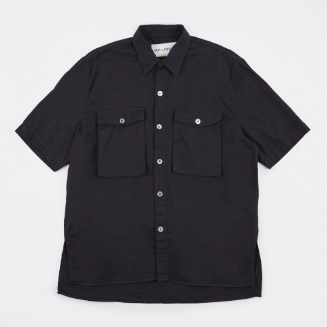 Uniform Shirt - Dark Navy Light Drill
