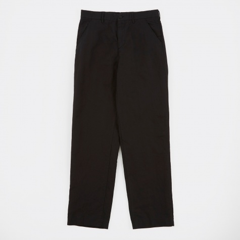 Chino 22 - Washed Black Linen