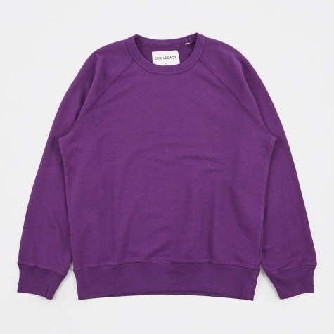 50's Great Sweat - Purple Sweat