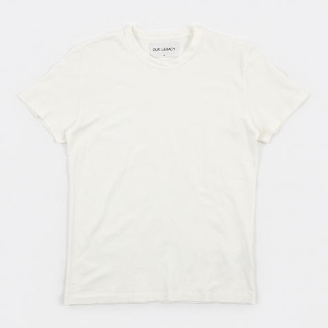 Perfect T-Shirt - White Army Jersey