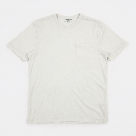 Wild Ones Pocket Tee - White