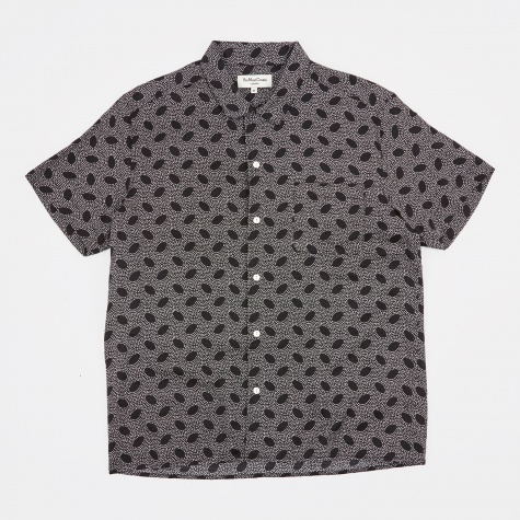 Malick Shirt - Black Dots