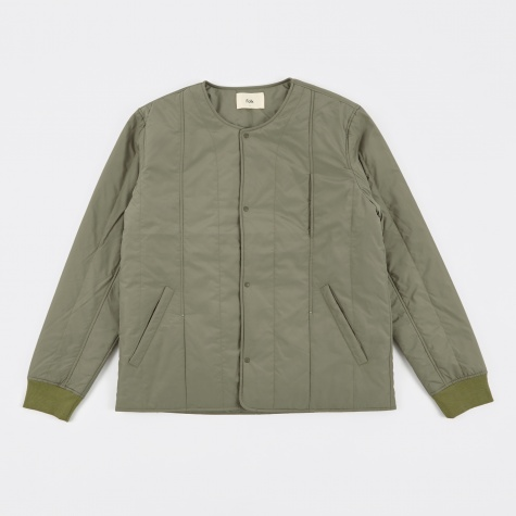 Owen Jacket - Soft Military Green