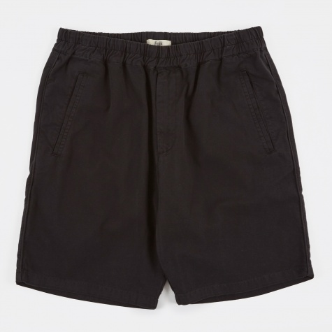 The Assembly Shorts - Off Black