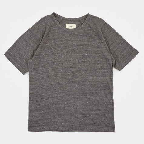 Nep T-Shirt - Grey Melange