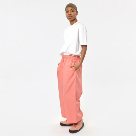 Brunell Culotte Trousers - Salmon