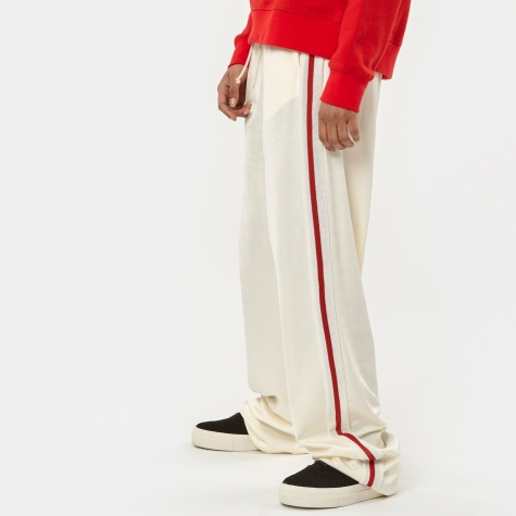 MM6 Jersey Trouser With Stripe - Calico