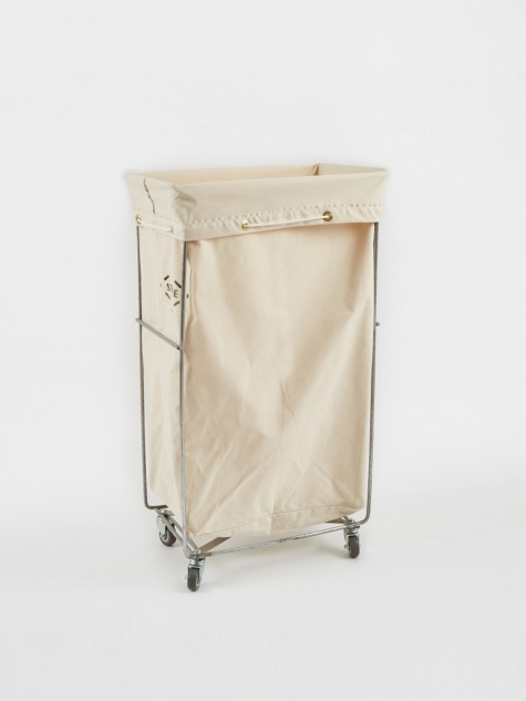 Bag Caddie On Casters - Natural