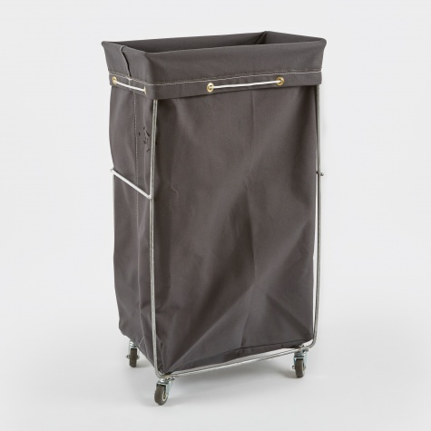 Bag Caddie On Casters - Grey
