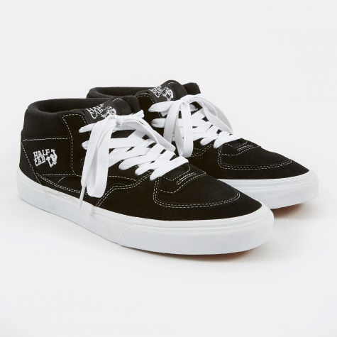 Vault Half Cab - Black/True White