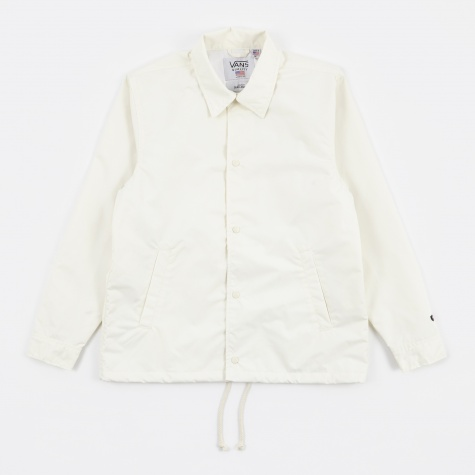 Vault x Our Legacy Coaches Jacket - Marshmallow
