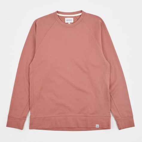 Vorm Mercerised Sweatshirt - Fusion Pink