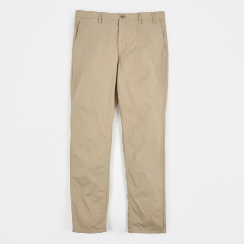 Aros Light Twill Chino - Khaki
