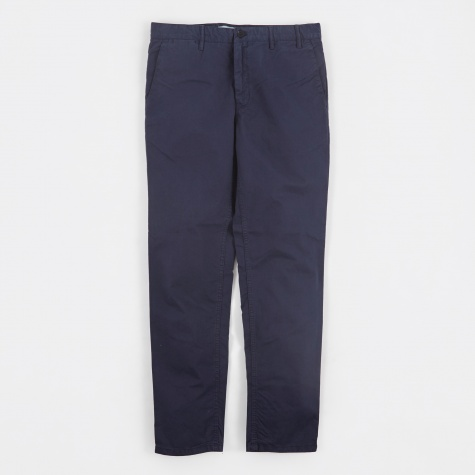 Aros Light Twill Chino - Navy