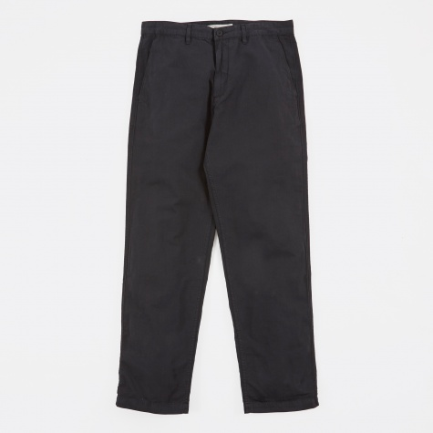 Harri Ottoman Pants - Black
