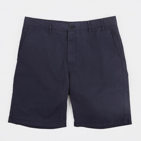 Aros Light Twill Shorts - Navy