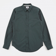 Norse Projects Osvald Classic Poplin Shirt - Verge Green