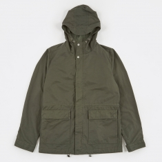 Norse Projects Nunk Summer Jacket - Dried Olive