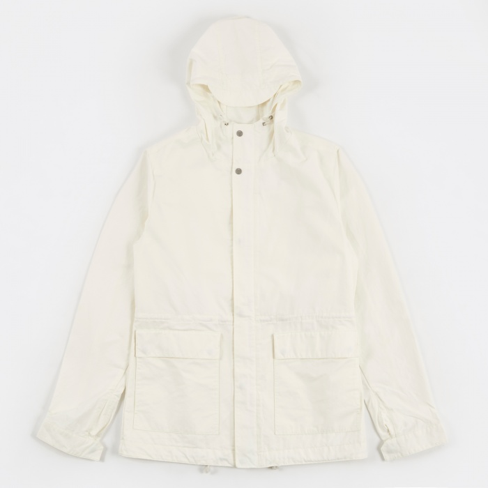Norse Projects Nunk Summer Jacket - Ecru (Image 1)