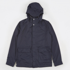 Norse Projects Nunk Summer Jacket - Navy