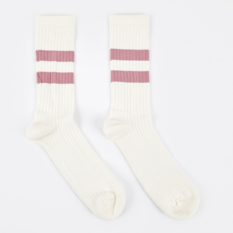 Bjarki Blend Cotton Sport Sock - Fusion Pink