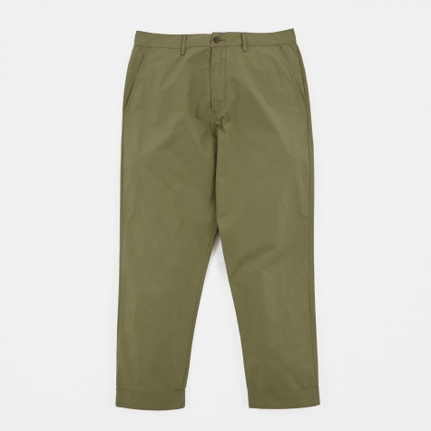 Tapered Pant - Olive